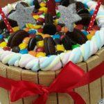 Modelos de tortas de cumpleaños infantiles
